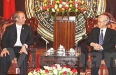 Vun đắp tình hữu nghị Việt Nam và El Salvador