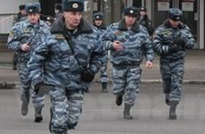 Chủ tịch nước thăm hỏi vụ đánh bom ở Mátxcơva