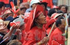 Căng thẳng bầu không khí chính trị tại Thái Lan