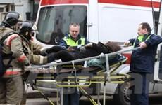 Nhóm cực đoan ở Tresnia nhận đánh bom ở Nga