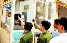 Làm rõ vụ điện giật chết học sinh ở phòng ATM