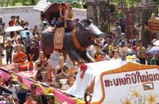 Tục chọn nàng Chúa Xuân trong dịp Tết ở Lào