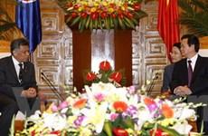 VN nỗ lực chuẩn bị Hội nghị cấp cao ASEAN 16