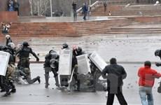 Phó Thủ tướng Kyrgyzstan bị bắt làm con tin