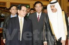 Chủ tịch nước tiếp tục đi thăm Cộng hòa Tunisia