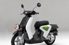 Nguyên mẫu scooter chạy điện EV-neo của Honda