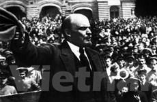 Những người Cộng sản Nga kỷ niệm ngày sinh Lenin