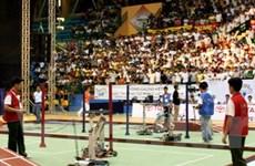 Khai mạc vòng chung kết cuộc thi Robocon 2010