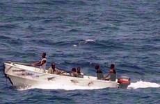 Ba thủy thủ Việt Nam bị cướp biển Somalia bắt cóc