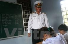 Chân dung những người lính hải quân Trường Sa