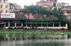 """Sau cải tạo, các hồ ở Hà Nội liệu có """"hồi sinh""""?"""