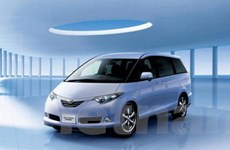 Prius MPV của Toyota sẽ xuất hiện vào năm 2011
