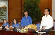 Thủ tướng yêu cầu hoạt động Đoàn hiệu quả hơn