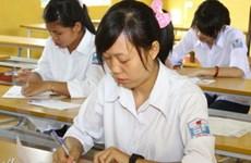 Gần 84.000 học sinh của Hà Nội thi vào lớp 10