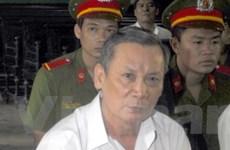 Nguyên Bí thư Quận ủy Gò Vấp bị tuyên án 13 năm tù