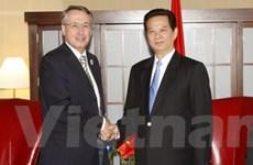 Thủ tướng gặp lãnh đạo các nước dự Hội nghị G-20