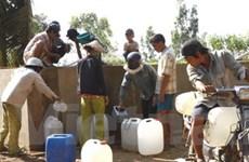 Huyện Lý Sơn thiếu nước sinh hoạt nghiêm trọng