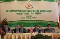 Hội nghị quan chức quốc phòng ASEAN về ADMM+