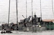 Dự thảo tuyên bố của LHQ về vụ tàu chiến Cheonan
