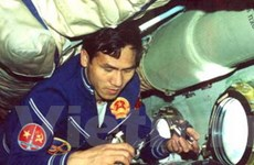 Kỷ niệm 30 năm chuyến bay vũ trụ Việt-Xô tại Nga