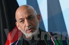 Kế hoạch hòa bình của Afghanistan được ủng hộ