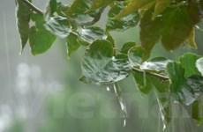 Bắc Bộ mưa to do ảnh hưởng hoàn lưu bão số 2
