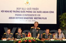 Dấu ấn quan trọng trong hợp tác quốc phòng ASEAN