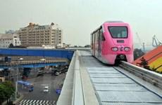 Tàu điện một ray - giải pháp giảm ách tắc giao thông