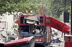 Xe buýt trúng mìn, gây thương vong ở Thổ Nhĩ Kỳ