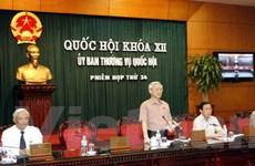 Thường vụ Quốc hội góp ý vào việc sửa đổi 2 luật