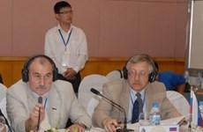Thành viên AIPA đối thoại với các nước quan sát viên