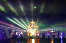 Đêm Hồ Gươm lung linh thắp sáng vùng huyền thoại