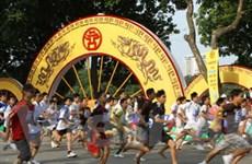 Đội Khánh Hòa về nhất giải chạy Báo Hà Nội mới
