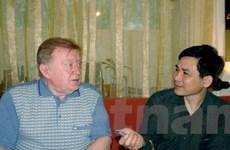 Tấm lòng của một nhà báo Nga với thủ đô Hà Nội
