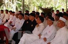 Chức sắc tôn giáo góp ý vào văn kiện Đại hội Đảng