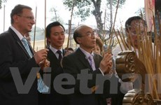 Phát huy tiềm lực của người Việt Nam ở nước ngoài