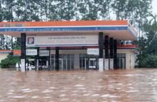 Đã có 20 người thiệt mạng vì mưa lũ ở miền Trung