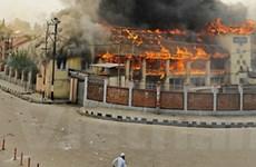 Ấn Độ bắt kẻ chủ mưu kích động bạo lực ở Kashmir