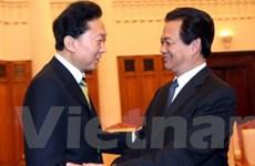 Mong muốn Nhật Bản tăng vốn ODA cho Việt Nam