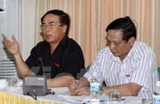 Cần thống nhất quy định bầu đại biểu QH và HĐND