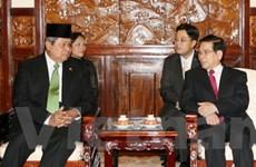 VN muốn đẩy mạnh hợp tác toàn diện với Indonesia