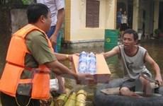 Ấn Độ và Triều Tiên thăm hỏi VN về tình hình lũ lụt