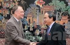 Việt Nam-Nga mở rộng hợp tác trao đổi thông tin