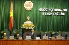 Nghị quyết Quốc hội về phát triển kinh tế-xã hội 2011