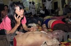 Hỗ trợ Phnom Penh sau thảm họa ở đảo Kim Cương
