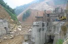 Sớm khắc phục hậu quả sạt lở thủy điện Sử Pán 2