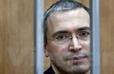 Kết án hai trùm tài phiệt của Nga 28 năm tù giam