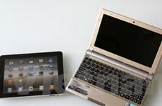 Máy tính bảng khiến cho netbook giảm giá mạnh