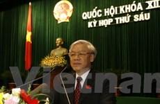 65 năm lịch sử vẻ vang của Quốc hội Việt Nam