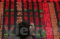 Hầu hết thị trường chứng khoán châu Á bị tuột dốc